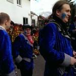 Jubiläumsumzug Schorli Waggis Hohberg 2014